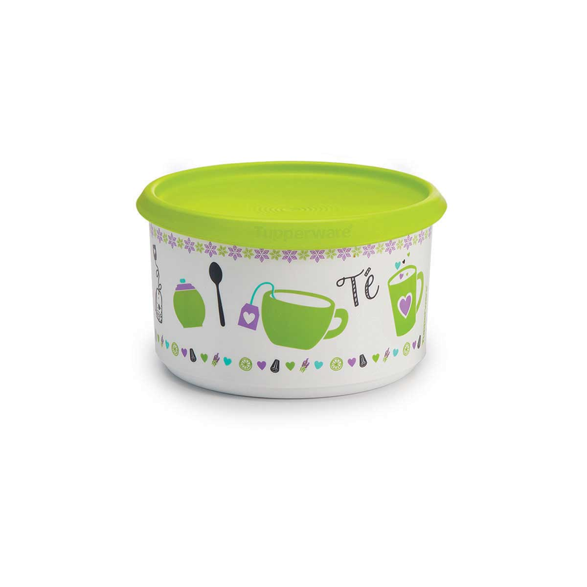 """""""Té"""" One Touch® Canister"""